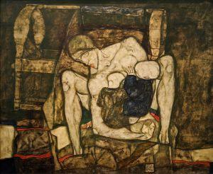 MèreaveugleEgonSchiele.1914