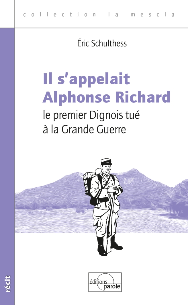 Couv. ALPHONSE RICHARD 100