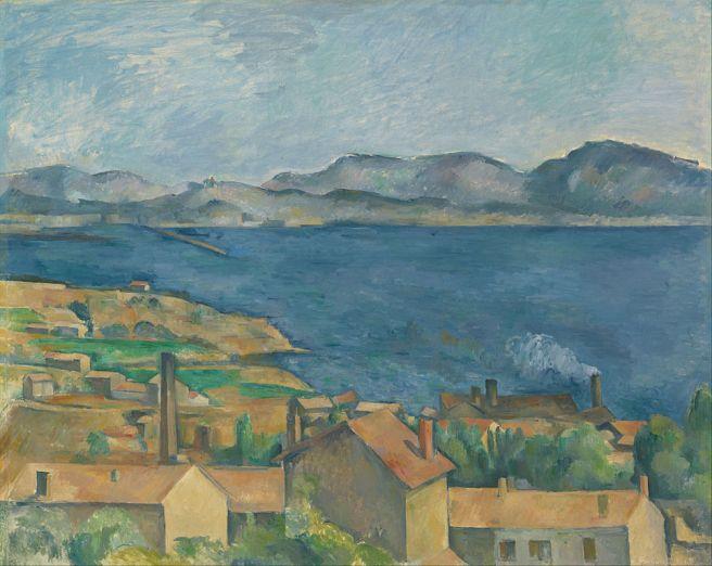 Paul_Cézanne-LabaiedeMarseilledepuisl'Estaque
